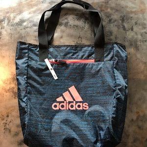 Adidas Gym Tote Bag Reversible
